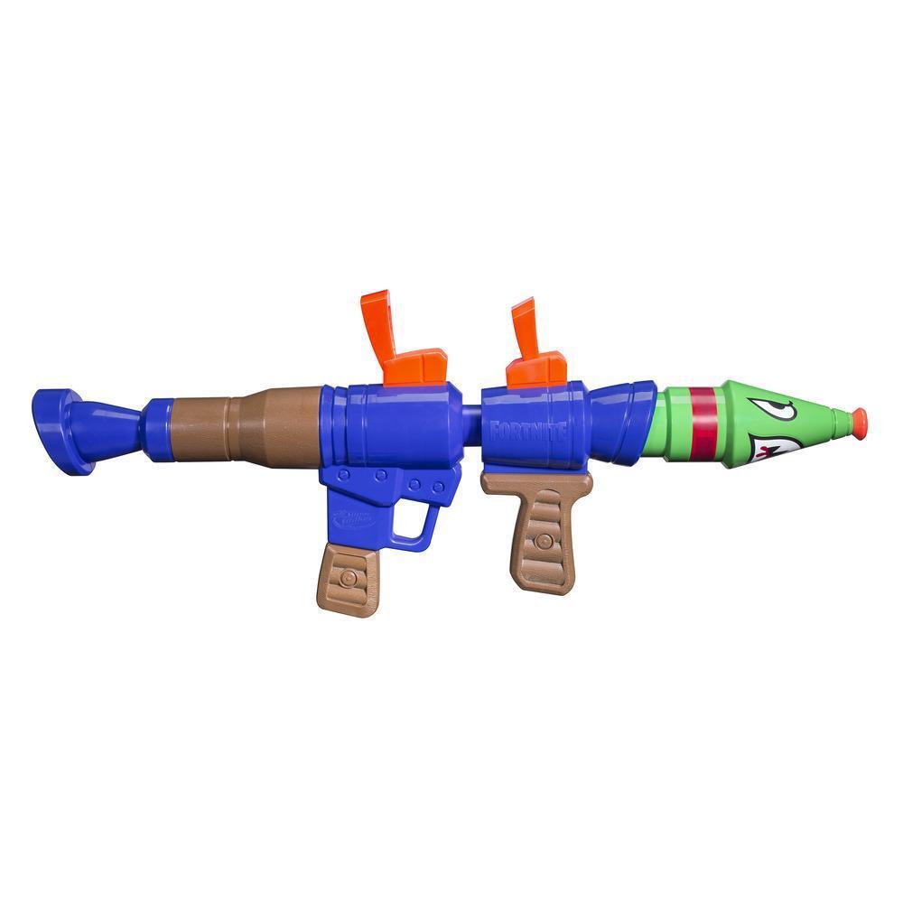 Jouet blaster à eau Fortnite RL Nerf Super Soaker -- Arrosage extrême -- Capacité de 200 millilitres -- Pour enfants, adolescents, adultes