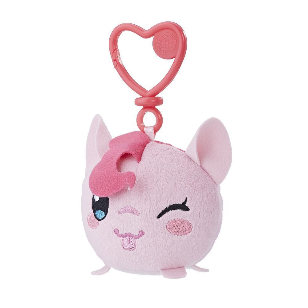 MLP Peluche clip 9cm Pinkie Pie