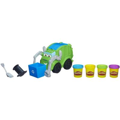 Play-Doh Super Camion Poubelle