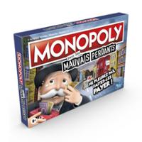 Monopoly pour les mauvais perdants, jeu de plateau, à partir de 8ans