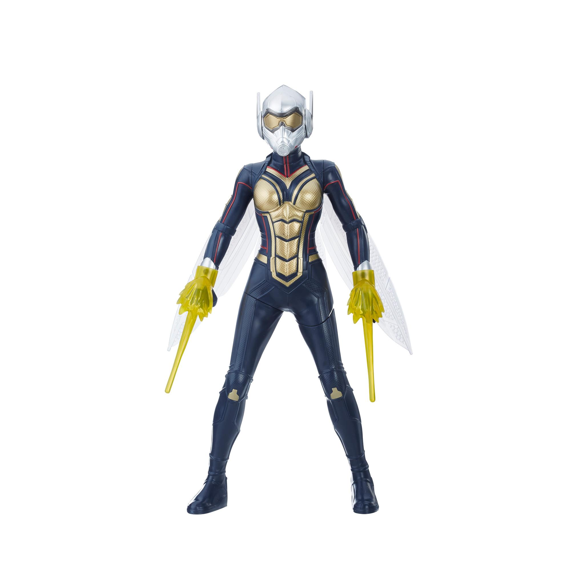 ANT MAN - FIGURINE WASP 35CM A FONCTION
