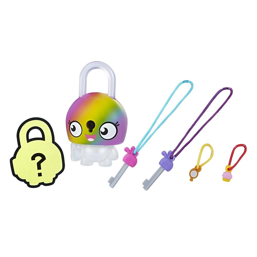 FIGURINE LOCK STARS - CADENAS A COLLECTIONNER - ARC EN CIEL - SERIE 1