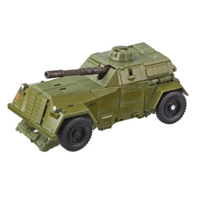 TRANSFORMERS GENERATION SS - ROBOT DELUXE BUMBLEBEE  WWII 15CM