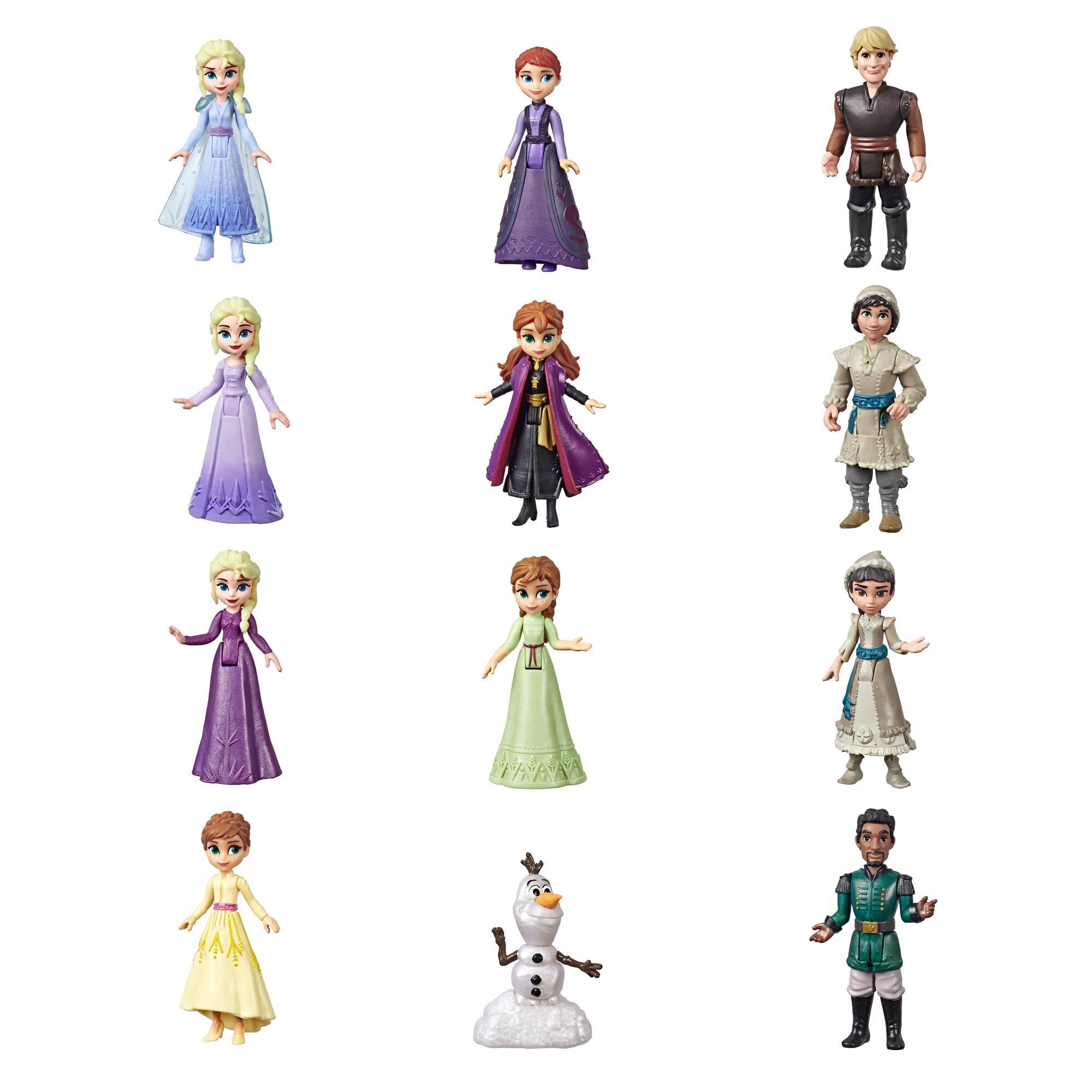 Mini figurines à collectionner
