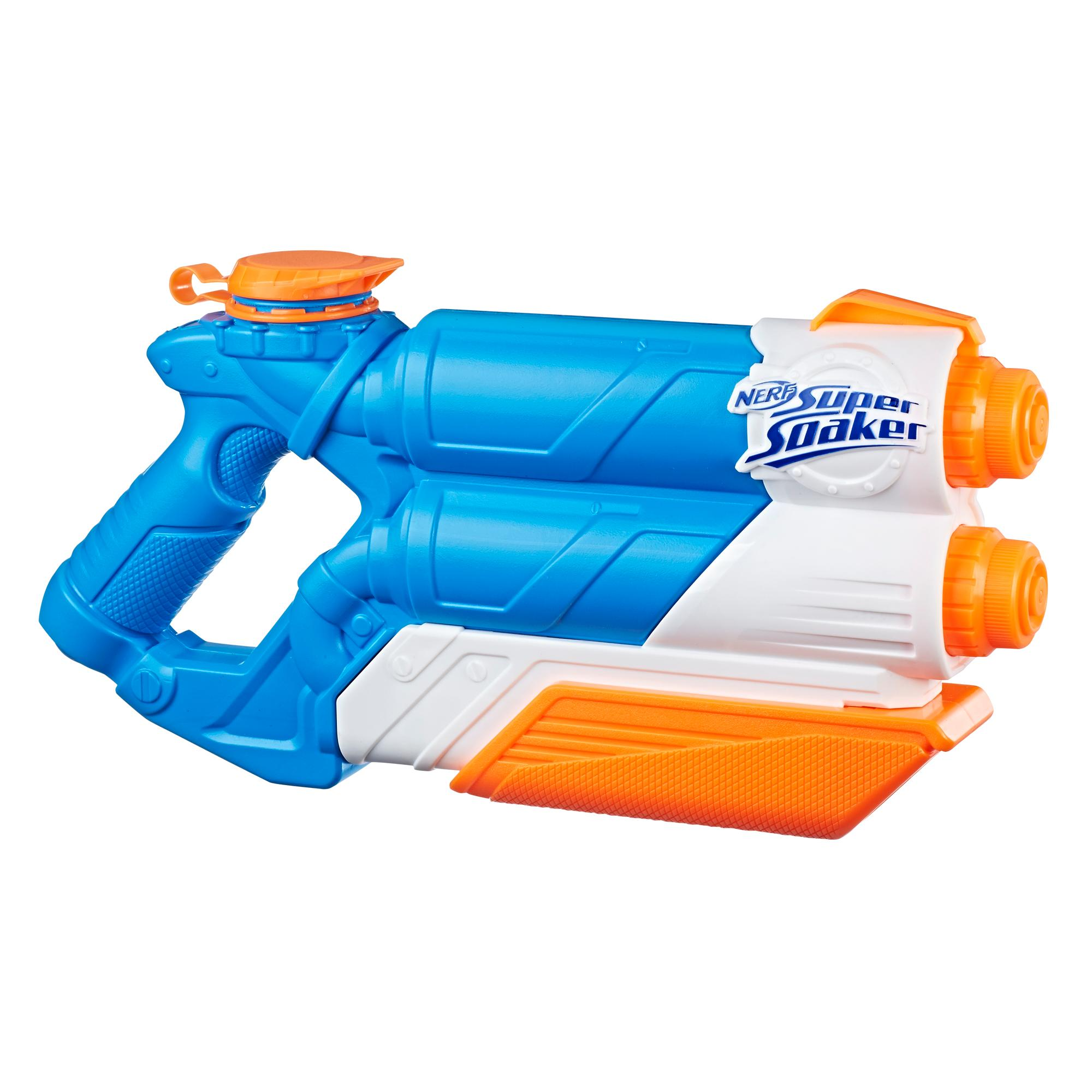 NERF SUPER SOAKER TWIN TIDE