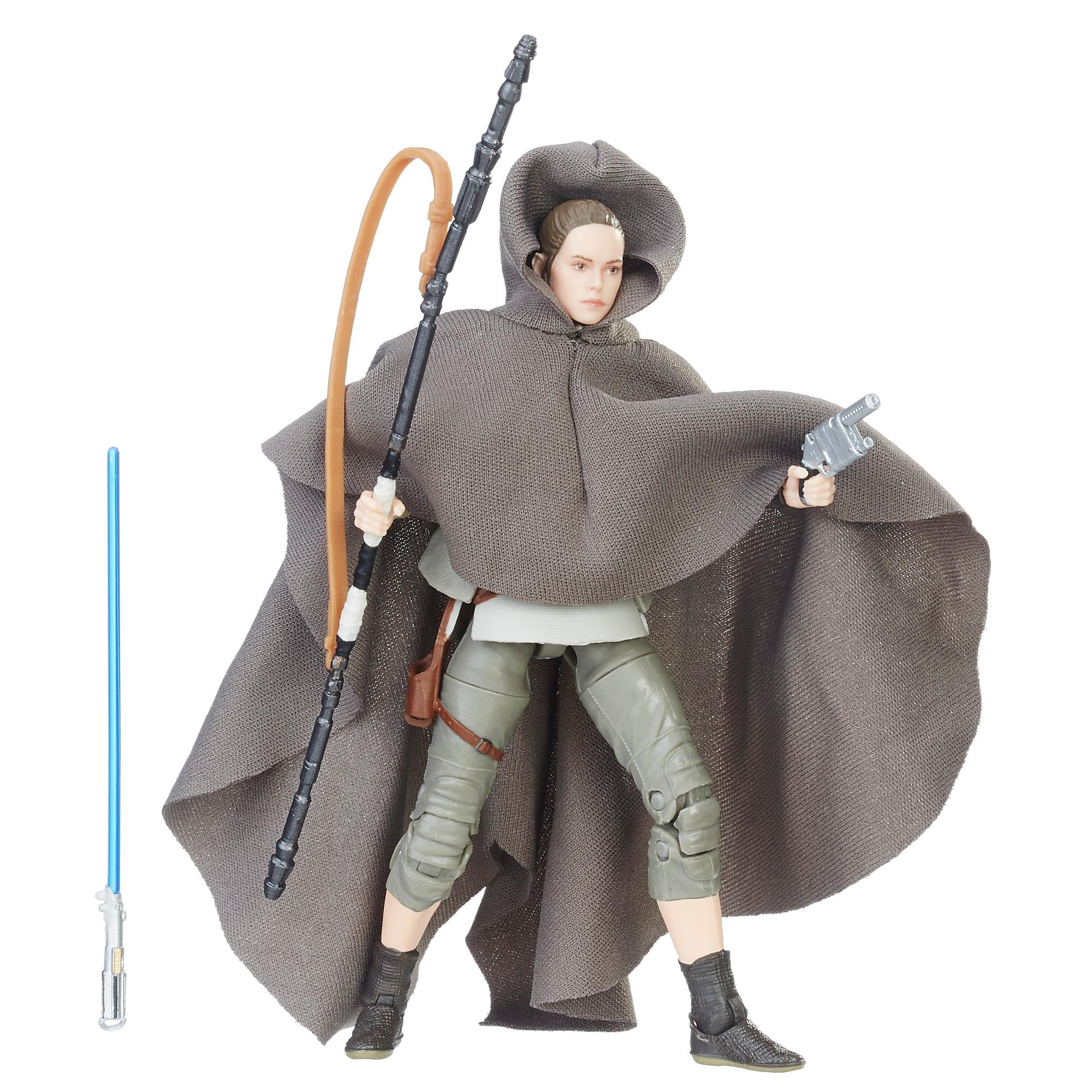 STAR WARS BLACK SERIES - E8 FIGURINE FOXTROT 1 BROWN