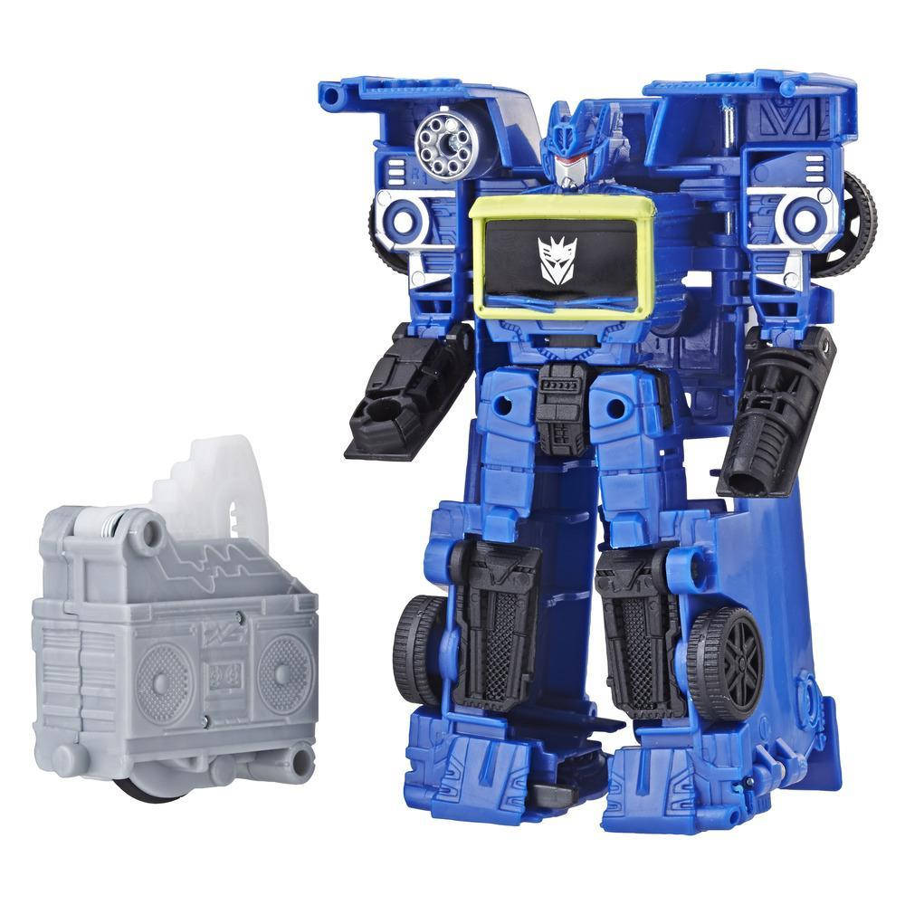 TRANSFORMERS BUMBLEBEE - ROBOT PROPULSION POWER PLUS SERIES STINGRAY 11CM