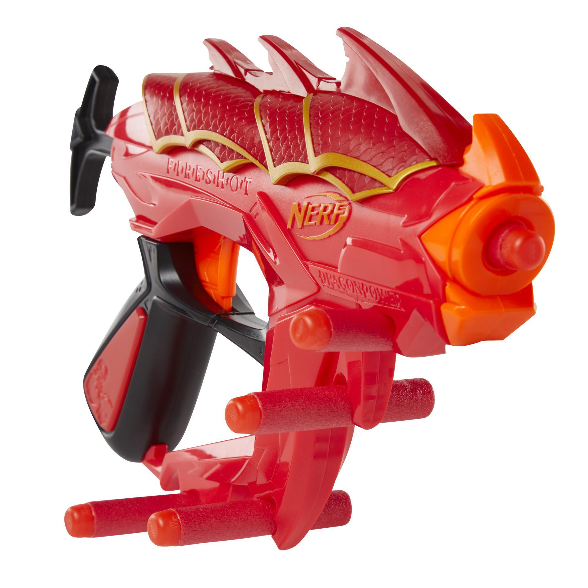 Blaster Nerf DragonPower Fireshot