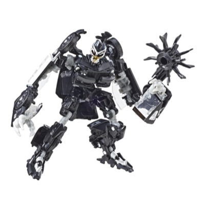 TRANSFORMERS GENERATION SS - ROBOT DELUXE BARRICADE 15CM
