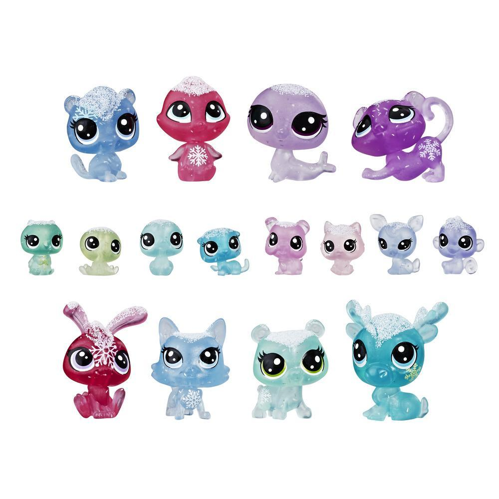 Littlest Pet Shop, Collection givrée, MultiPack de 16