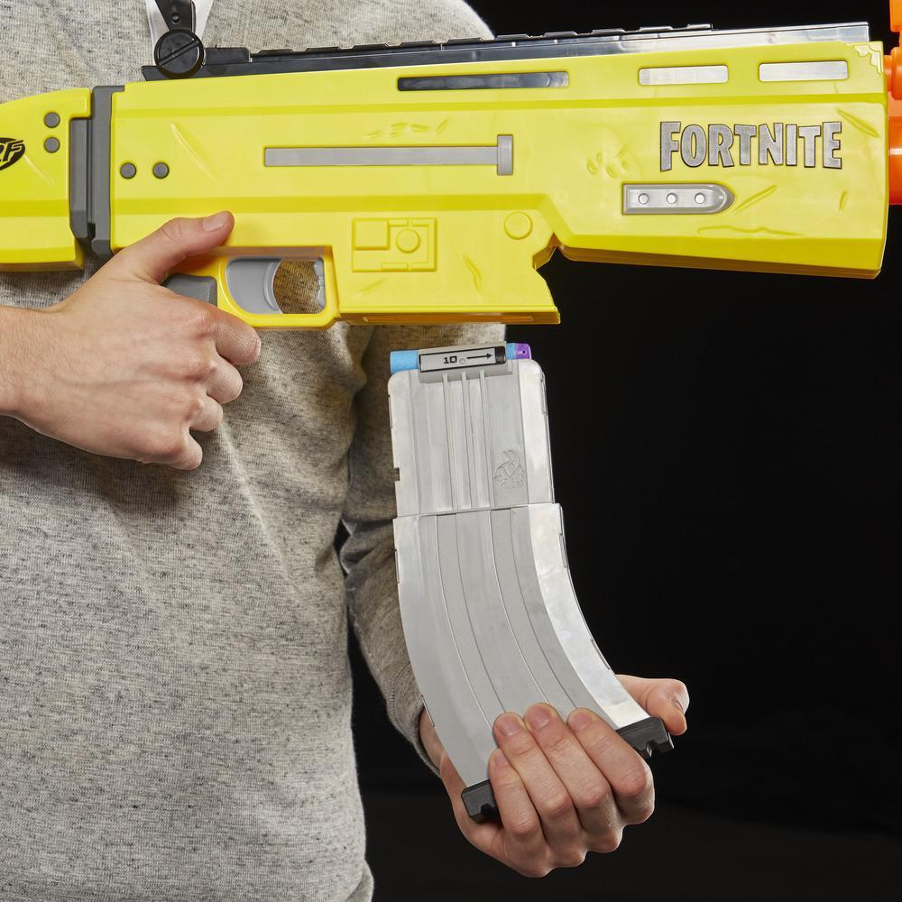 Fortnite AR-L Nerf Elite Dart Blaster (ISO)