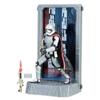 Star Wars Série noire Série Titanium - Figurine Capitaine Phasma