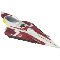 Star Wars The Clone Wars Obi-Wan's Starfighter