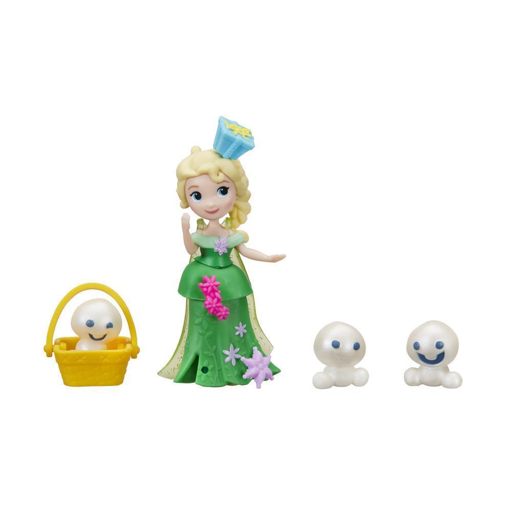 Disney Reine des Neiges mini poupées et leurs amis