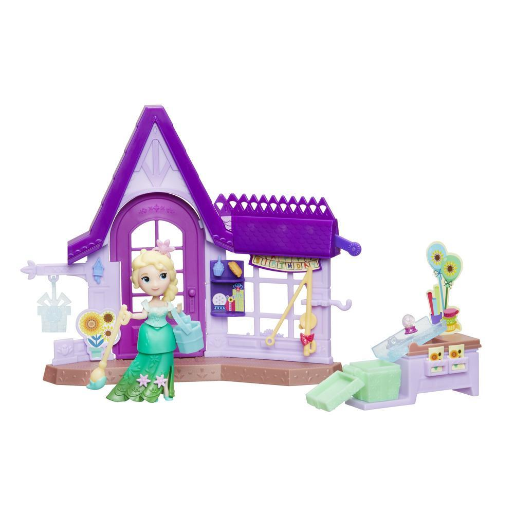 Disney Reine des Neiges mini poupées univers