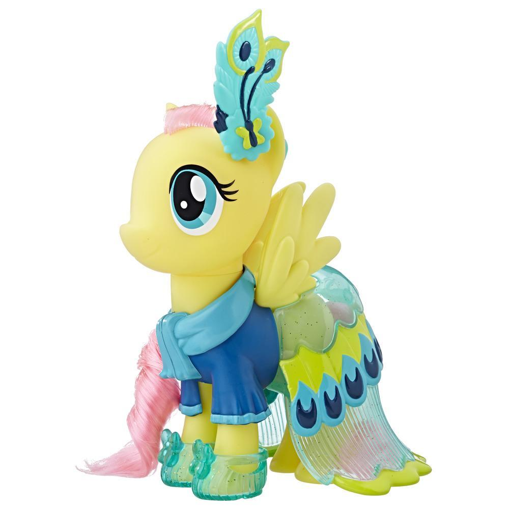 My Little Pony Le Film PONEY COIFFURE & TENDANCE 15 CM FLUTTERSHY