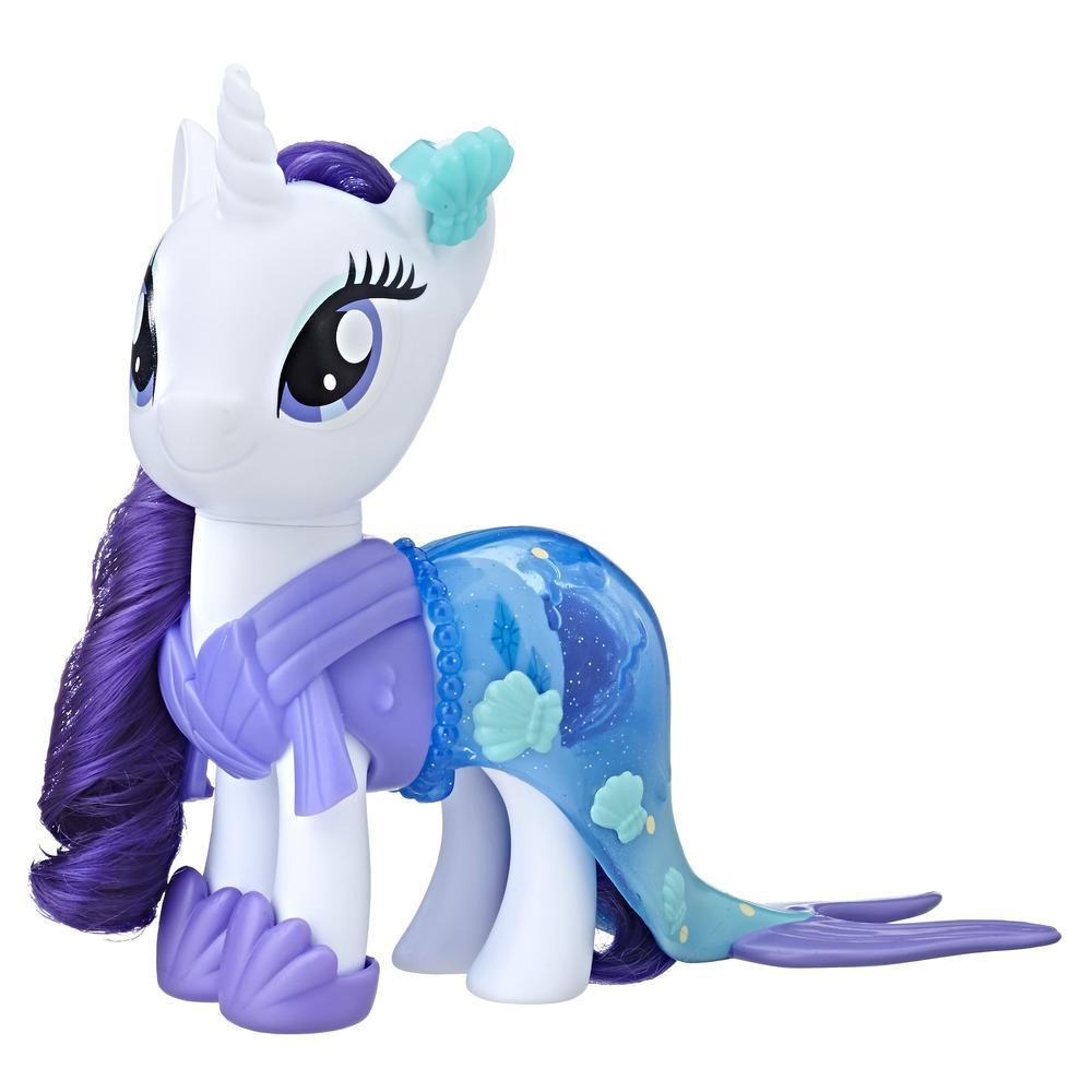 My Little Pony Le Film PONEY COIFFURE & TENDANCE 15 CM RARITY