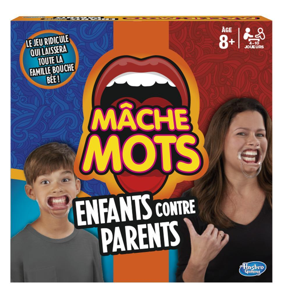 Mache-mots enfants vs parents