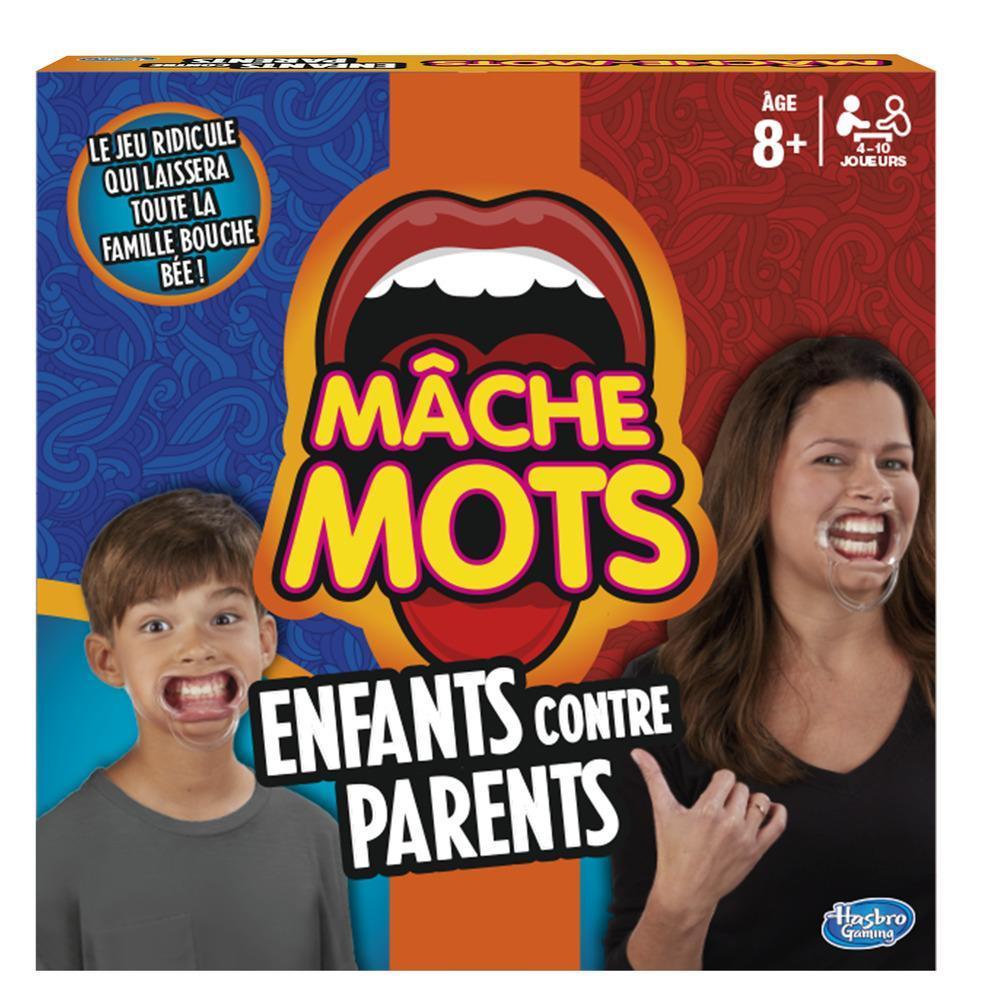 MACHE-MOTS KIDS vs PARENTS