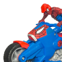 Spider-Man -  Street Cruiser
