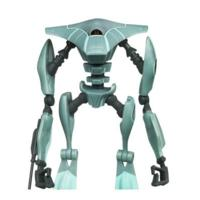 Star Wars The Clone Wars Aqua Droid