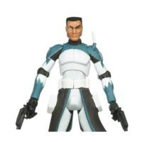 Star Wars The Clone Wars Clone Commander Wolffe