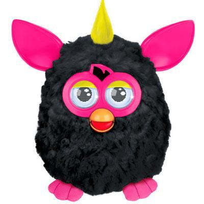 FURBY PUNKY PINK