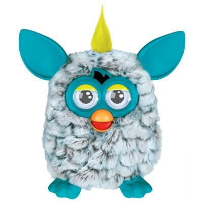FURBY Cool  Cotton Candy  Rose/Vert  Achat / Vente peluche  Cdiscount