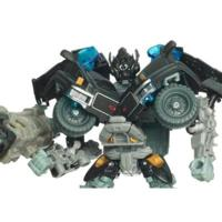 TRANSFORMERS DARK OF THE MOON MECHTECH Voyager Class IRONHIDE