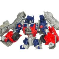 TRANSFORMERS DARK OF THE MOON MECHTECH Voyager Class OPTIMUS PRIME