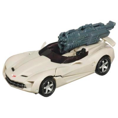 33409. Фигурка трансформера, превращается в автомобиль. Трансформеры
