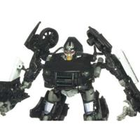 TRANSFORMERS DARK OF THE MOON MECHTECH Deluxe Class BARRICADE