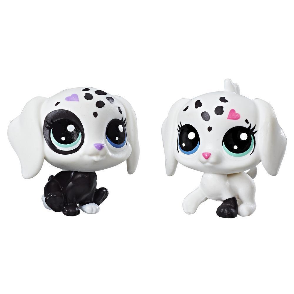 Littlest Pet Shop Meilleurs amis Noir & Blanc