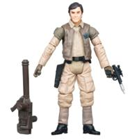 STAR WARS Vintage Figurine COLONEL CRACKEN