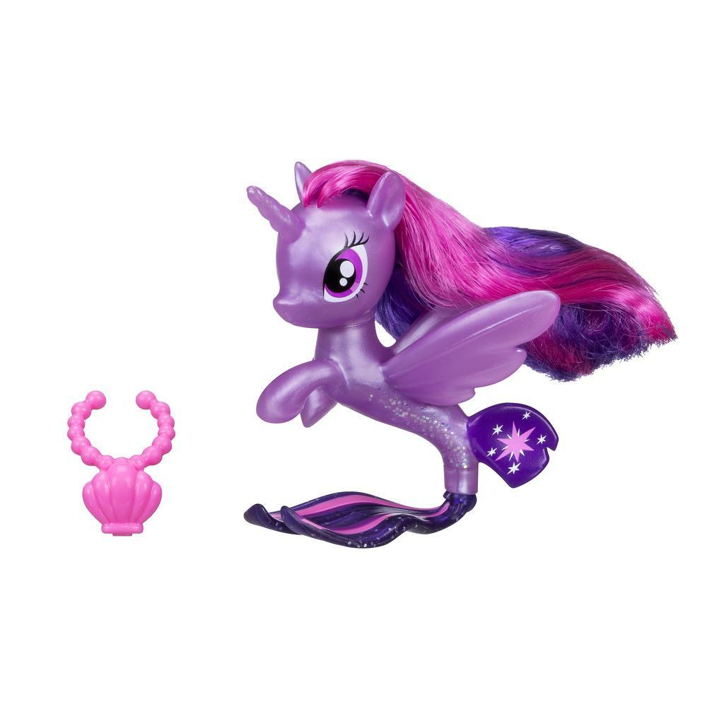 My Little Pony Le Film PONEY SIRENE 7 cm TWILIGHT SPARKLE