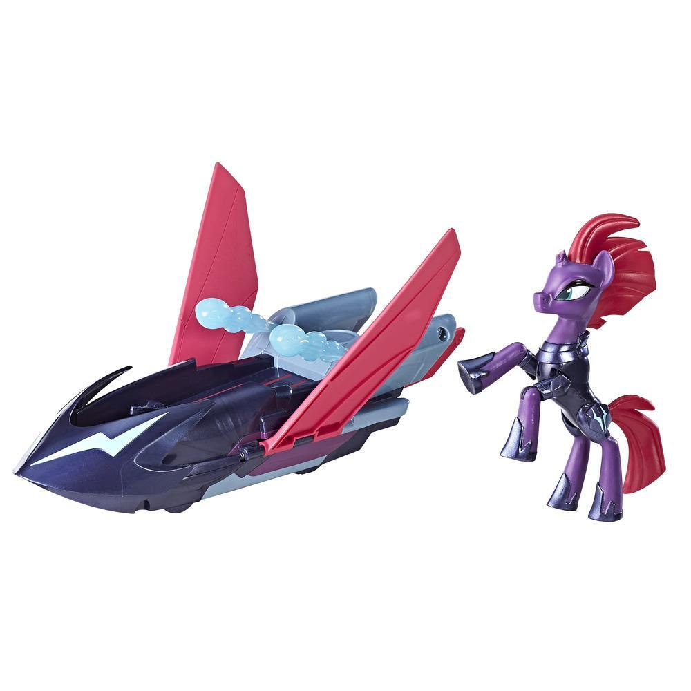 My Little Pony Guardians of Harmony TEMPEST & VEHICULE