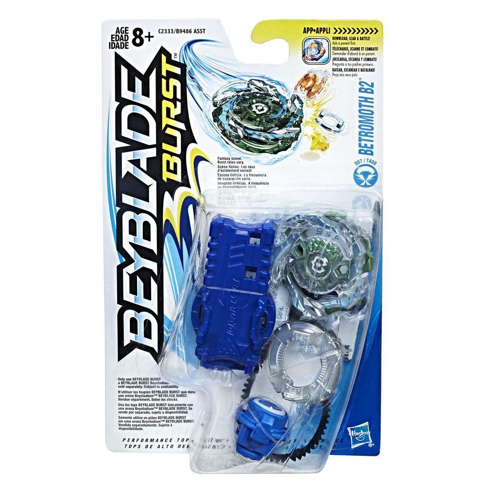 Pack Starter Beyblade Burst Betromoth B2