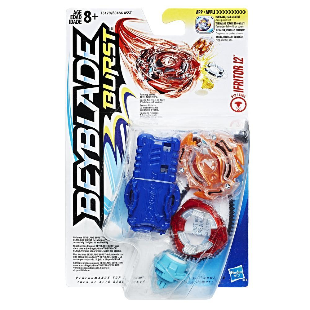 Pack Starter Beyblade Burst Ifritor I2
