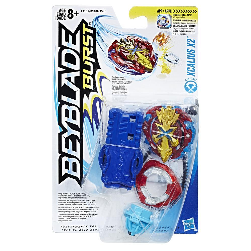 Pack Starter Beyblade Burst Xcalius X2