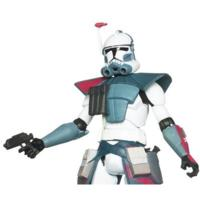 STAR WARS THE CLONE WARS CLONE COMMANDER Colt