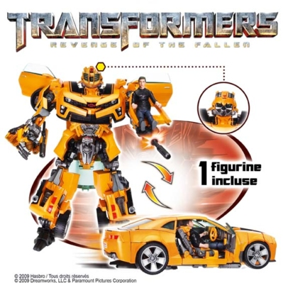 TRANSFORMERS -  Movie Human Alliance