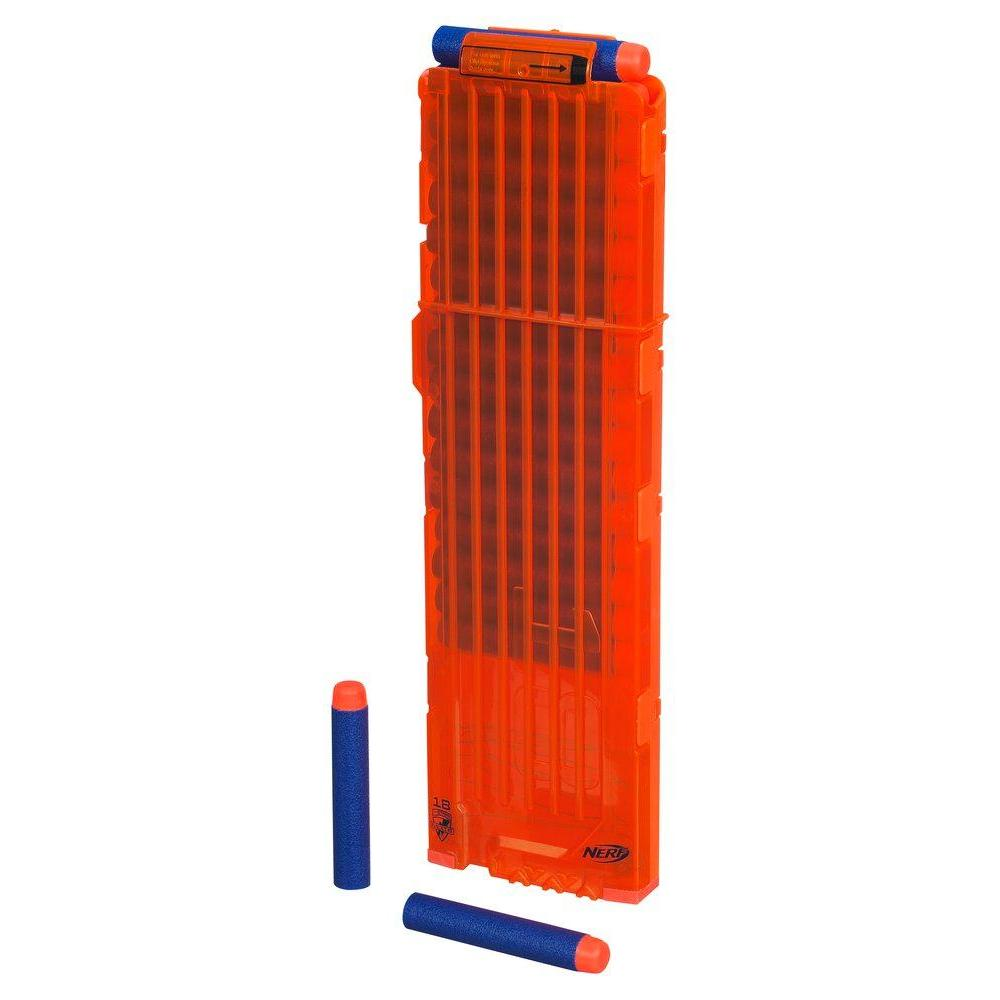 NERF ELITE RECHARGES X18 + 1 CHARGEUR