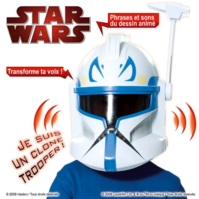 Clone Wars Casque Electronique