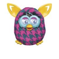 Furby Boom Pied-de-poule (Rose & Vert)