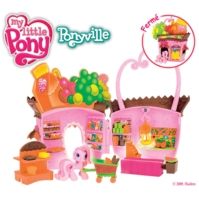 MY LITTLE PONY - Ponyville Playset  Asst