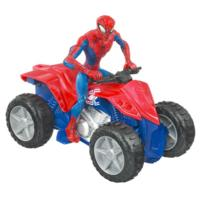 The Spectacular Spider-Man Animated Series: Zoom 'n Go Mud Bug