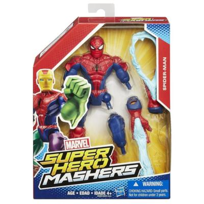 avengers figurine hero mashers spiderman  Petites annonces jeux, jouets