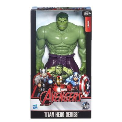 Avengers Figurine Hulk 30 cm Hasbro : King Jouet, Héros & univers Hasbro