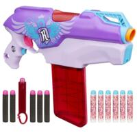 NERF REBELLE AGENT SECRET PISTOLET AUTOMATIQUE