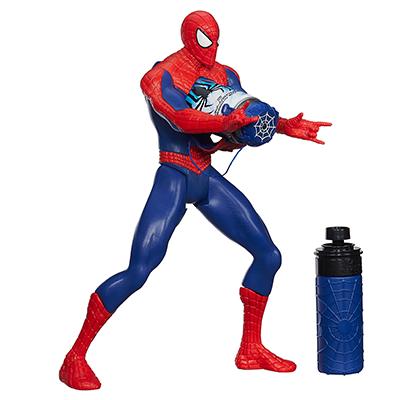 """Figurine gÉante carton """"© spiderman"""" 173 cm"""